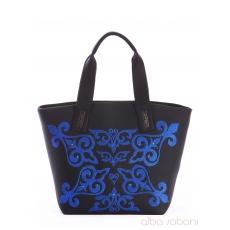 Alba Soboni 162333 Черный, женская сумка