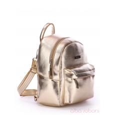 Alba Soboni 170232 Золото, женский рюкзак