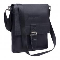 Lakestone Charles Black., мужская сумка  через плечо
