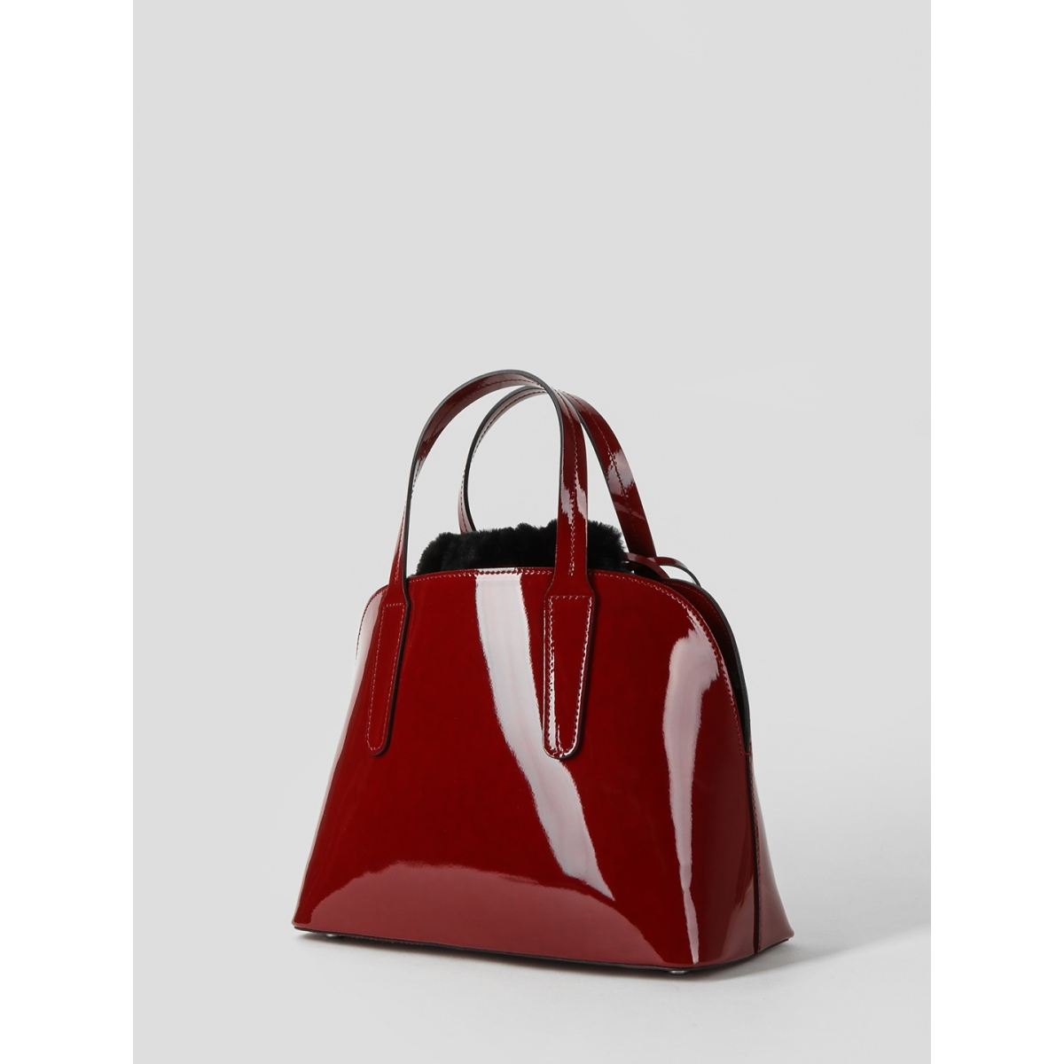 Arcadia 4708 patent rubino., сумка., женская