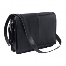 Lakestone Chestnut Black., мужская сумка  через плечо