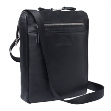 Lakestone Arden Black., мужская сумка  через плечо