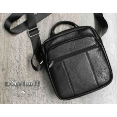 Dierhoff ДМ 52519/2 Блек., мужская сумка