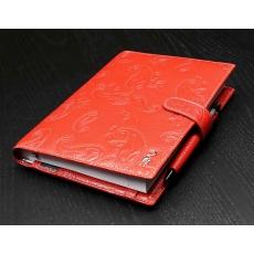 Ежедневник в кожаной обложке Sergio Valentini 3242-350.