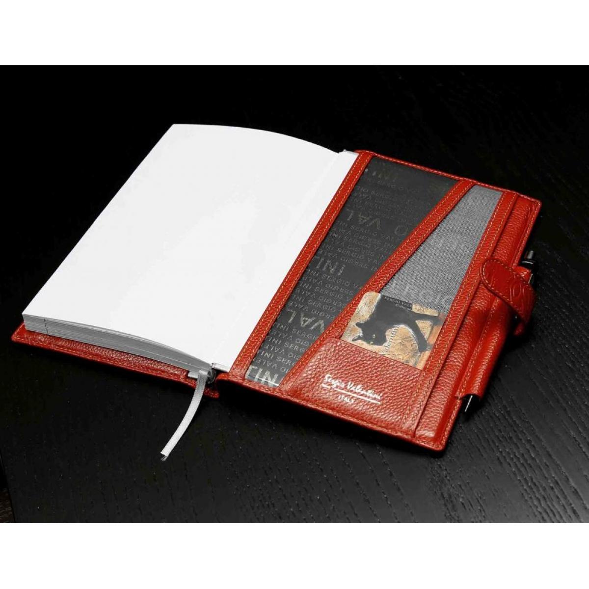 Sergio Valentini 3243-350.,   ежедневник в кожаной обложке
