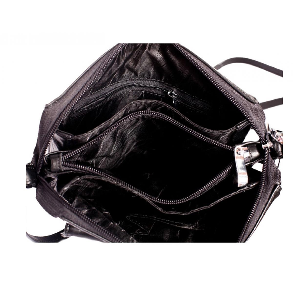 Sergio Valentini СП 1130-1 Наппа-Блек,   сумка-планшет