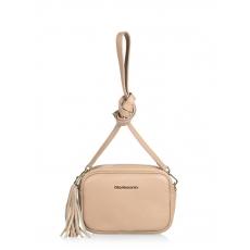 Di Gregorio 8522 vitello rosa, женская сумка  через плечо