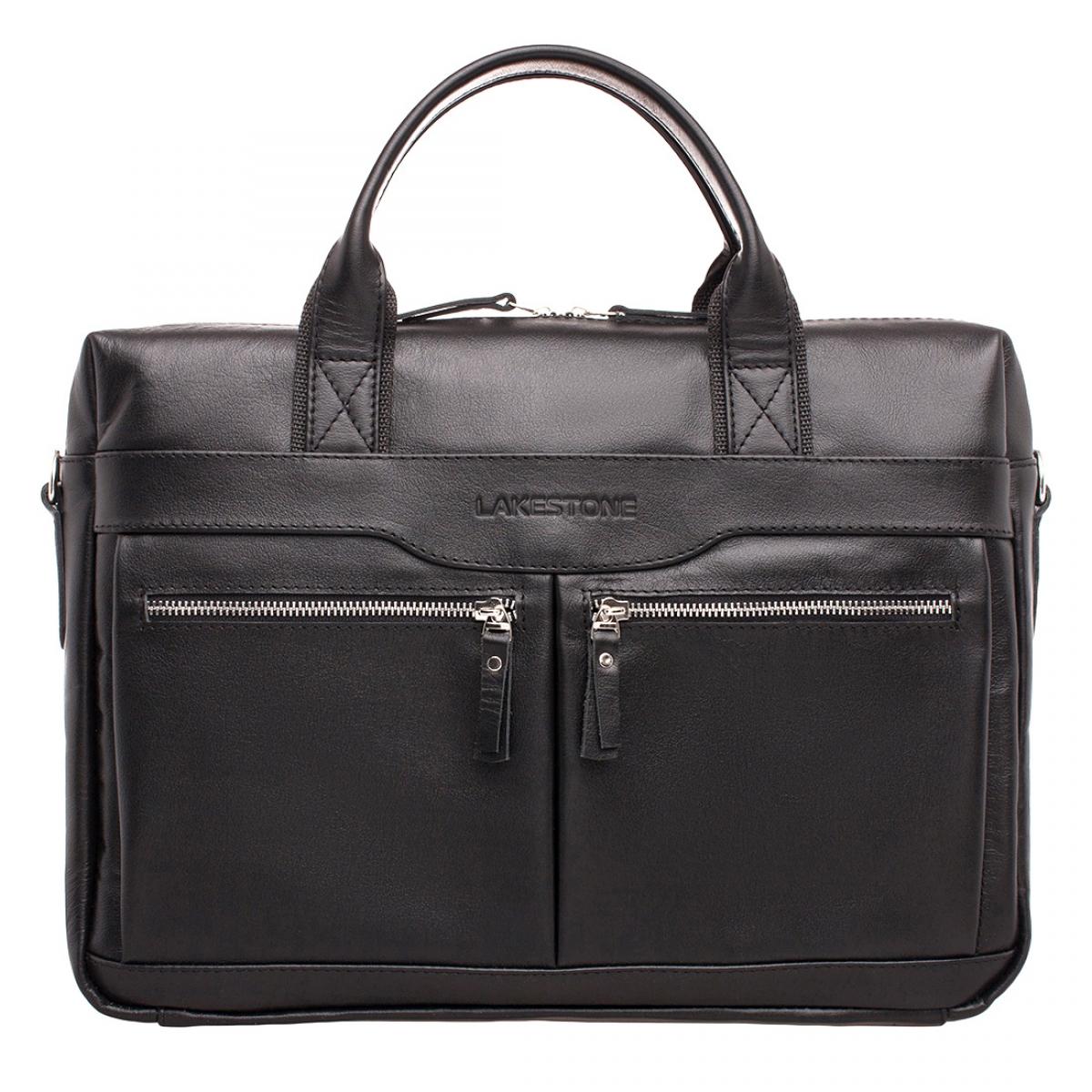 Lakestone Dorset Black., мужская  сумка