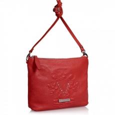 Qvinto Corridoni 0054 pegaso rosso, женская сумка  через плечо
