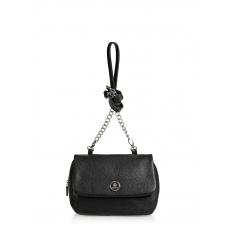 Richet 2249 vitello nero, женская сумка  через плечо